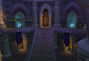 Portal to Cavern of Time