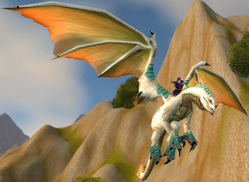 why-mounts-albino-drake