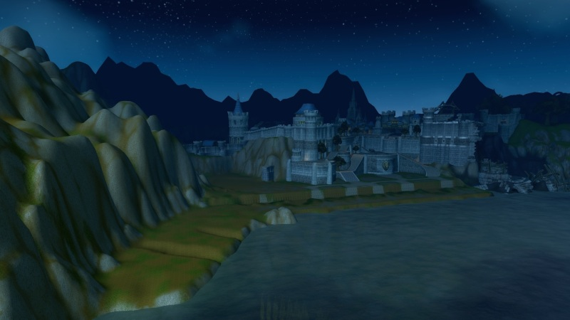 Stormwind's Harbour seems to be missing