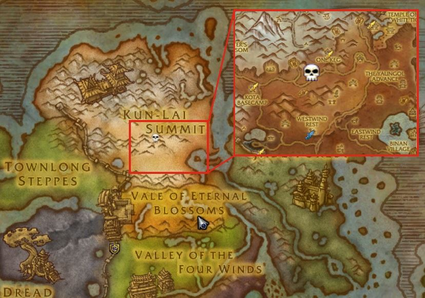 Mount farming: Mists world bosses | Sivation's musings about WoW