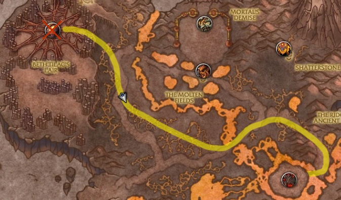 Mount farming – Firelands | Sivation's musings about WoW